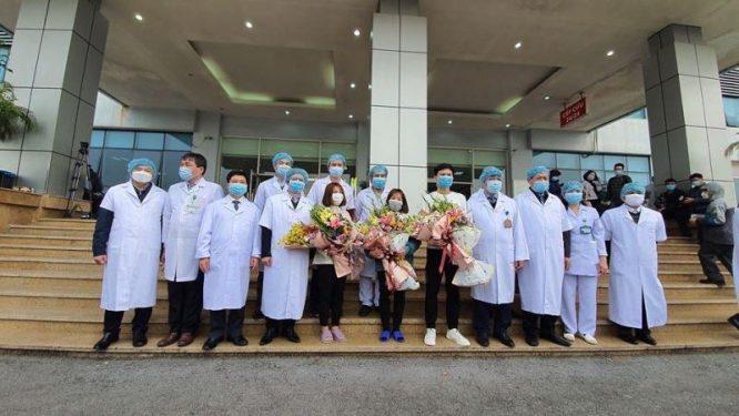 Việt Nam có 6/14 bệnh nhiễm nCoV được điều trị khỏi và xuất viện;virus corona (nCoV); Vĩnh Phúc