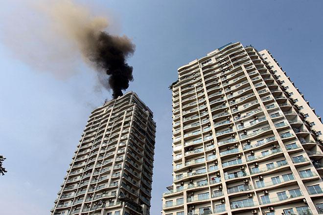 Bảo hiểm cháy nổ chung cư - chủ đầu tư hay người mua phải đóng?